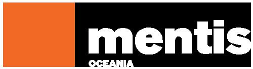 Mentis Oceania Logo - steel solutions